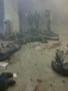 Москвичи в Вильнюсе и местные жители: «Теракт в Домодедово – кошмар и безумие»