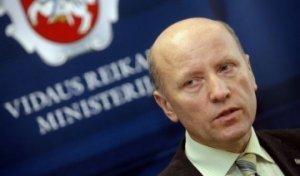 Генеральный комиссар полиции Литвы ушёл в отставку