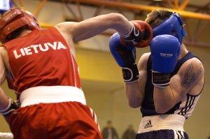 Бокс в Литве не убит