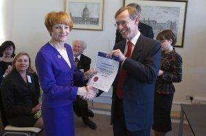 Бухгалтеры Литвы выходят на международный уровень