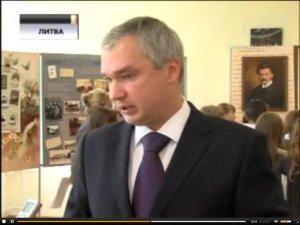 Белорусский министр открыл дни культуры в Вильнюсе