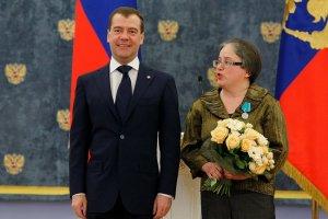 Медаль Пушкина снова в Литве