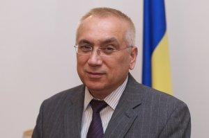 Чрезвычайный и Полномочный Посол Украины в Литве Валерий ЖОВТЕНКО - Фото: В. Царалунга-Морар