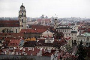 Вильнюс. Фото: В. Царалунга-Морар