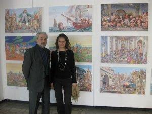 Сказочный мир Виктора Шатунова