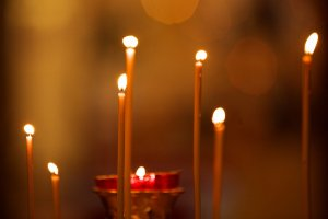 Молебен © Фото: В. Царалунга-Морар