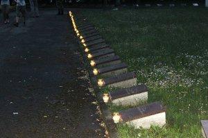 22 июня в Литве зажгли 1000 свечей памяти