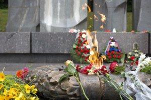 День освобождения Вильнюса © Фото: В. Царалунга-Морар
