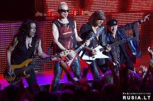 """Последний рубеж группы """"Scorpions"""""""