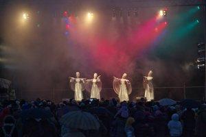 Православное Рождество на Кафедральной площади © 2014   Владимир Царалунга-Морар