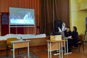 Конференция о великом наследии Л.Н.Толстого в Висагинасе