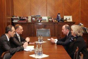 Обсуждено развитие взаимодействия ученых Беларуси и Литвы