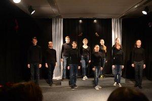 Театр «Зеленый Фонарь» начал свой 24-ый сезон