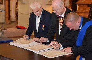 В Вильнюсе бъединилось дворянство бывшого ВКЛ