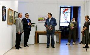 Русские художники Литвы в Укмярге