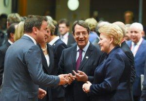 Европейский совет обсуждает отношения ЕС с Россией